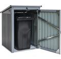Metall Mülltonnenbox 1-fach 104x101 cm
