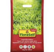 Langzeit-Rasendünger FloraSelf Select 4 kg / 100 m²
