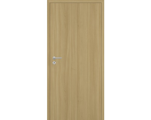Innentüre DONAU Soft Plus stumpf natura buche längs 82,2x201,6 cm rechts