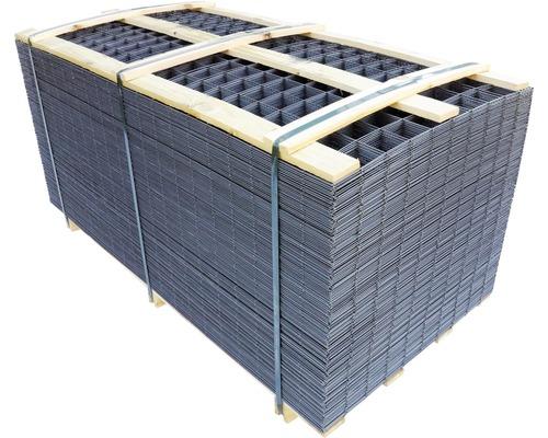 Stahlträgermatte roh 3,4 mm 240/150 cm