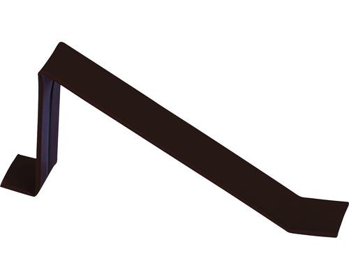 Precit Schneefanghaken chocolate brown RAL8017