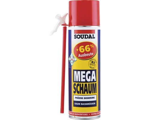 Megaschaum Soudal 500 ml
