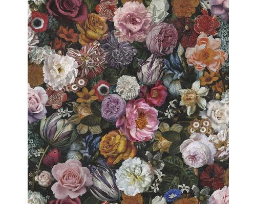 Vliestapete 108214 Blume bunt
