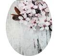 WC-Sitz Form & Style MDF Flower mit Absenkautomartik