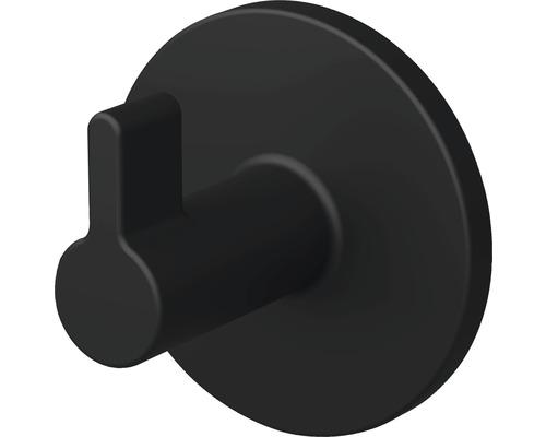 Handtuchhaken Lenz Nero schwarz
