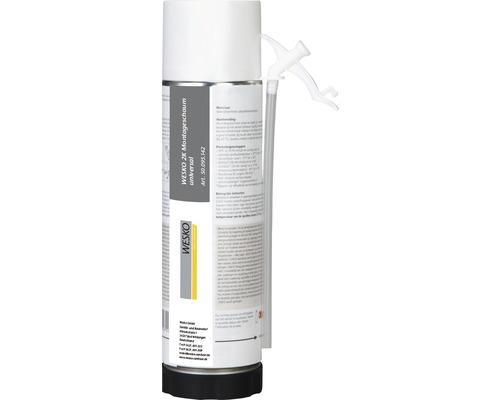2K Wannenträger Montageschaum Wesko 400 ml