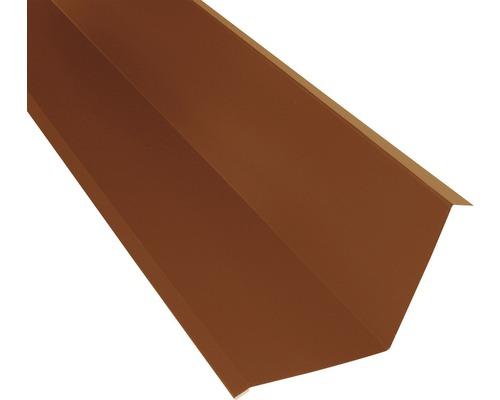Precit Roof Kappleiste Blech oxidrot 0,5x208x2000 mm