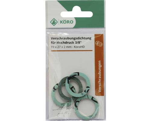 "HD-Ring Köro 19x27x2 mm 3/8"""