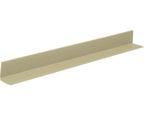 Sockelleiste KU007 beige 18,5 x 18,5 x 50 mm