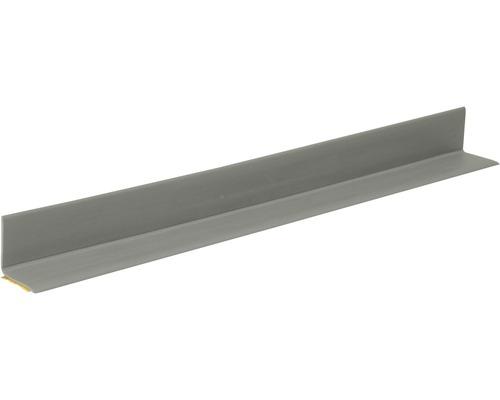 Sockelleiste KU007 grau 18,5 x 18,5 x 5000 mm