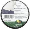 Sockelleiste KU007 schwarz 18,5 x 18,5 x 5000 mm
