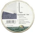 Sockelleiste KU006 weiß 15 x 50 x 15000 mm