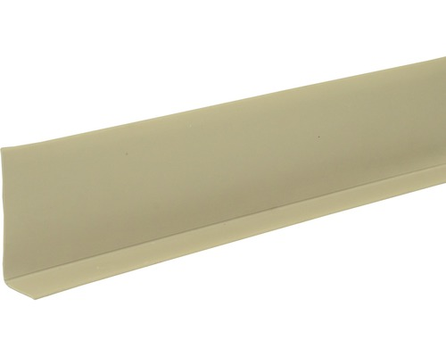 Sockelleiste KU006 beige 15 x 50 x 15000 mm