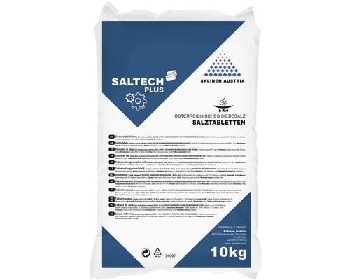 Regeneriersalztabletten Salztech für Wasserenthärtung 10 kg