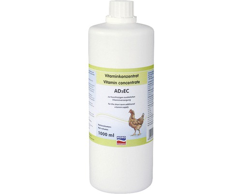 Vitaminkonzentrat AD3EC 1 ltr.