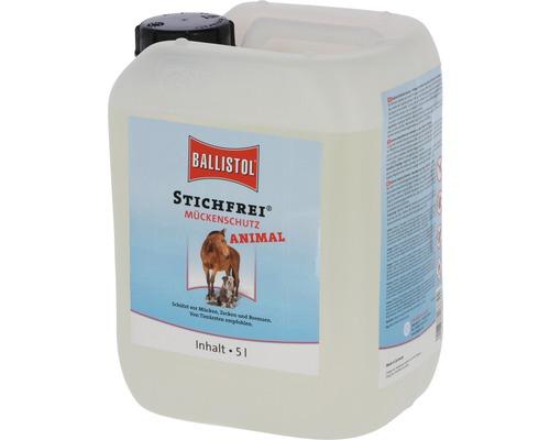 Mückenschutz BALLISTOL Stichfrei Animal 5 l