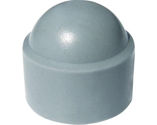 Sechskantschutzkappe Ø 6 mm grau, 50 Stück