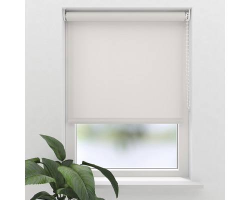 Soluna Tageslichtrollo T1 uni weiß 80x190 cm