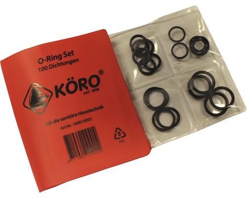 Dichtungssatz O-Ring Köro 100 Stück