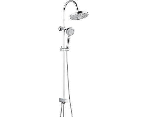 Duschsystem Schütte Niagara Rain 60600 mit Umsteller chrom