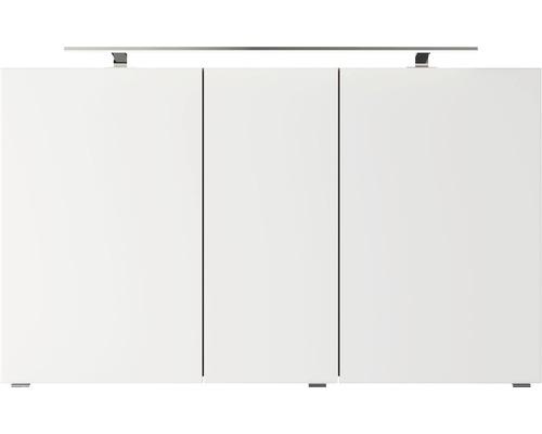Spiegelschrank Pelipal Xpressline 4035 120x14,5x70,3 cm 3-türig Eiche