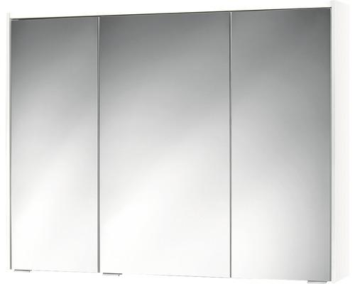Spiegerlschrank Jokey KHX 100 100x74x14.2 cm 3-türig weiß hochglanz