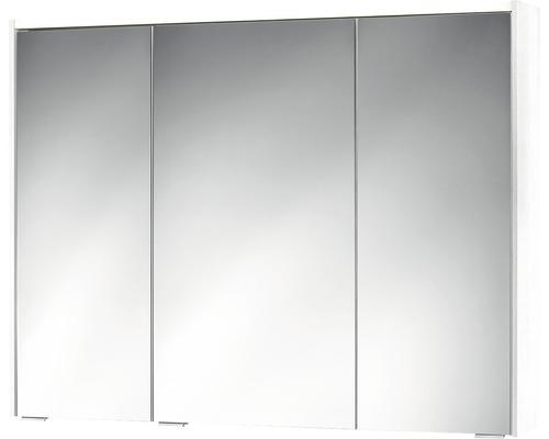 Spiegerlschrank Jokey KHX 100 100x74x14.2 cm 2-türig weiß matt