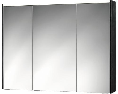 Spiegerlschrank Jokey KHX 100 100x74x14.2 cm 3-türig weiß