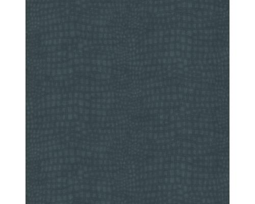 Vliestapete 108215 Schlangenleder blau