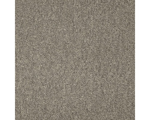 Teppichfliese Diva 810 Braun-grau 50x50 cm