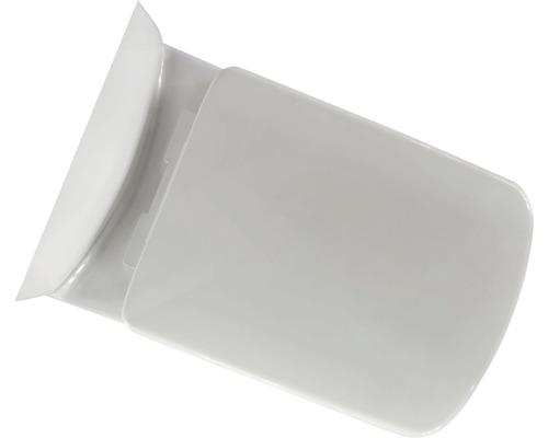 WC-Sitz Sanotechnik Monoblock Style CT555-N weiß