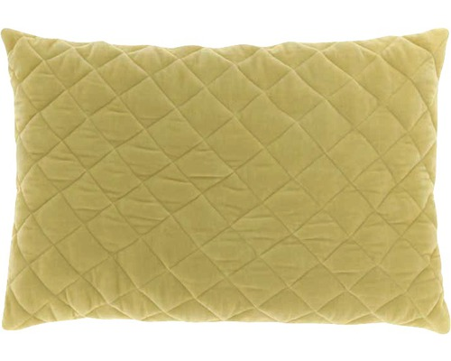 Kissen Jinty soft gelb 40X60 cm