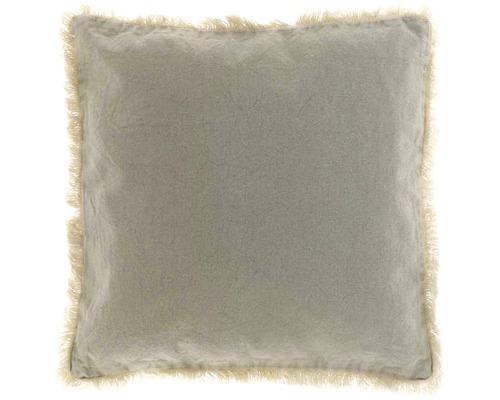 Kissen Mare pepple grau 45x45 cm