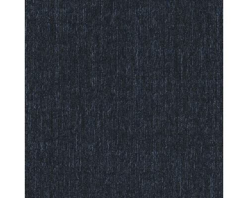 Teppichfliese Frame 578 Dark Blue 50x50