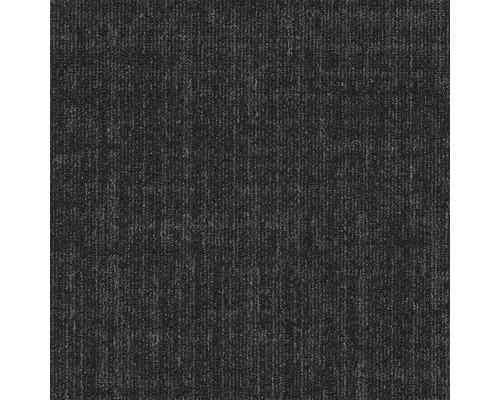 Teppichfliese Frame 990 Black 50x50