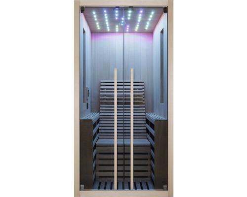 Infrarotkabine Sanotechnik Carbon 1 100x130x195 cm
