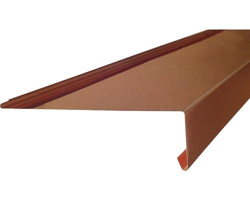 Traufblech Kupfer Länge 2 m