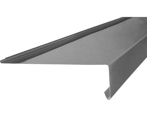 Traufblech Titanzink Länge 2 m
