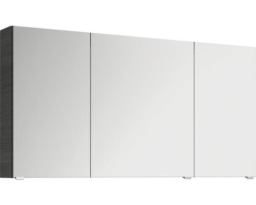 Spiegelschrank Pelipal Xpressline 4010 140x17x70,3 cm 3-türig Maroni