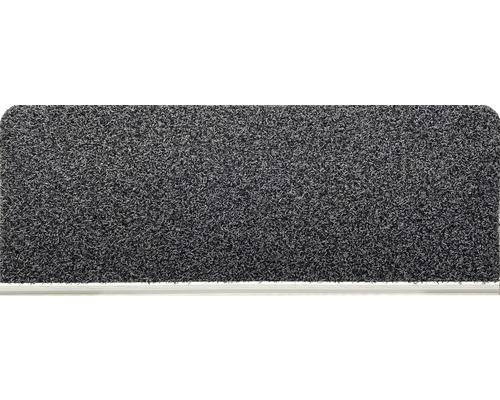 Stufenmatte Mega Scrape anthrazit 25x65 cm
