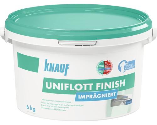Knauf Uniflott Finish Spachtelmasse imprägniert 6 kg