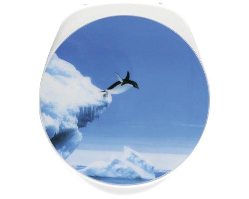 WC-Sitz ADOB Eleganza Pinguin Rund
