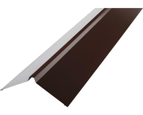 Precit Dachfirst gerade H12 chocolate brown RAL8017 1 m