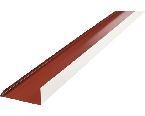 PRECIT Kantenwinkel Schürze oxide red RAL 3009 1 m