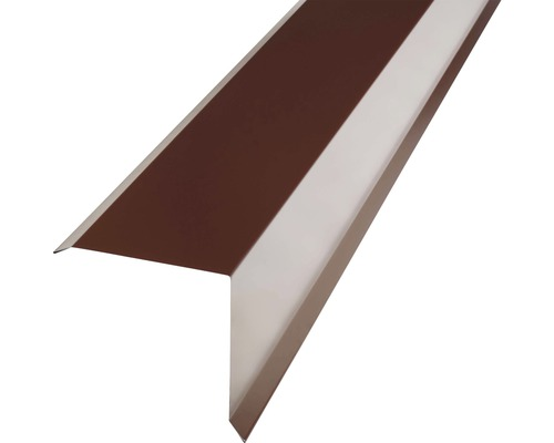 Precit Kantenwinkel chocolate brown RAL8017 2 m
