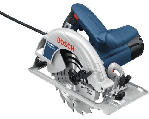 Handkreissäge Bosch Professional GKS 190 inkl. Kreissägeblatt (Optiline Wood, 190 x 30 x 2,0 mm, 16 Zähne)