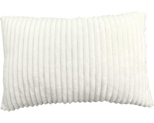 Kissen Rib offwhite 40x60 cm