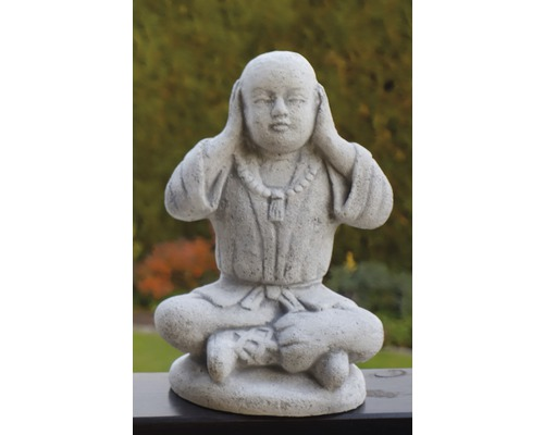 Gartensteinfigur Buddha S101127