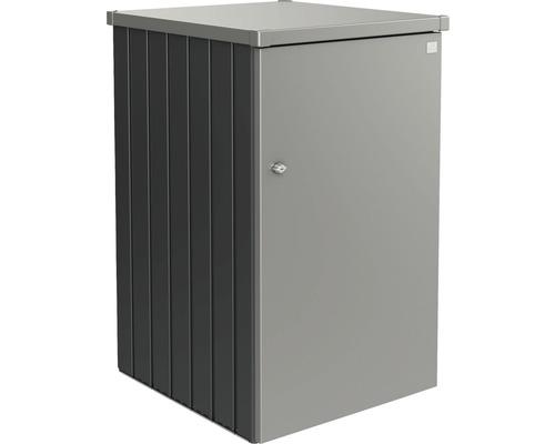 Mülltonnenbox biohort Alex Variante 3.2 80 x 88 x 129 cm dunkelgrau-quarzgrau