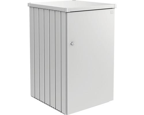 Mülltonnenbox biohort Alex Variante 1 80 x 88 x 129 cm silber
